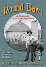 image of the cover of 'The Round Barn'